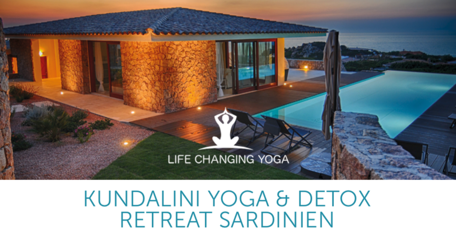 Kundalini Yoga & Detox Retreat Sardinien
